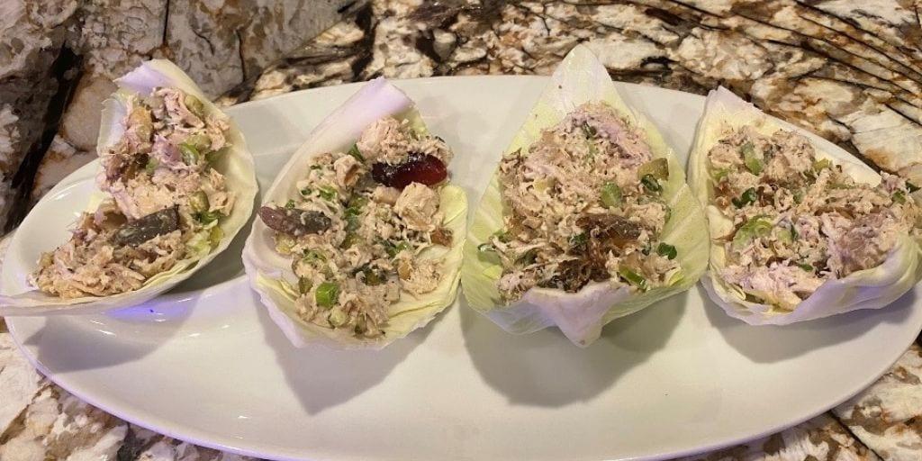 keto cabbage bowls