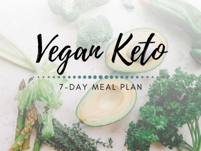 7 day vegan meal plan