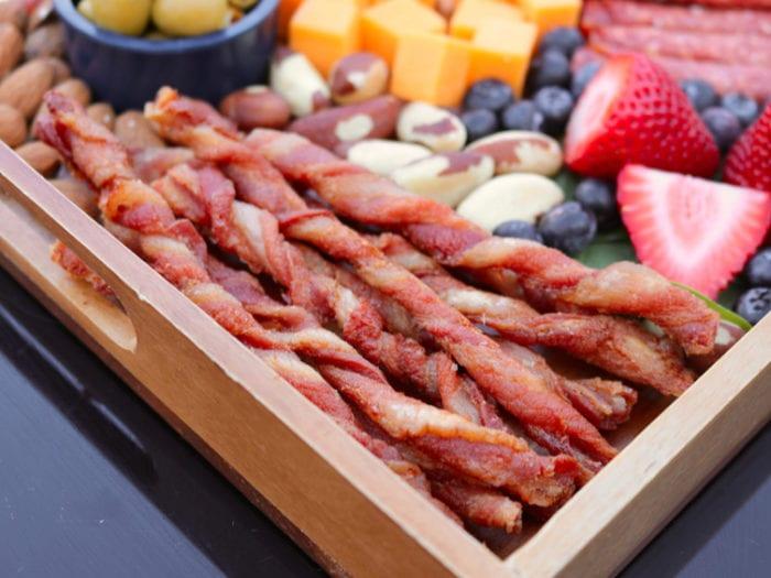 keto snacking guide