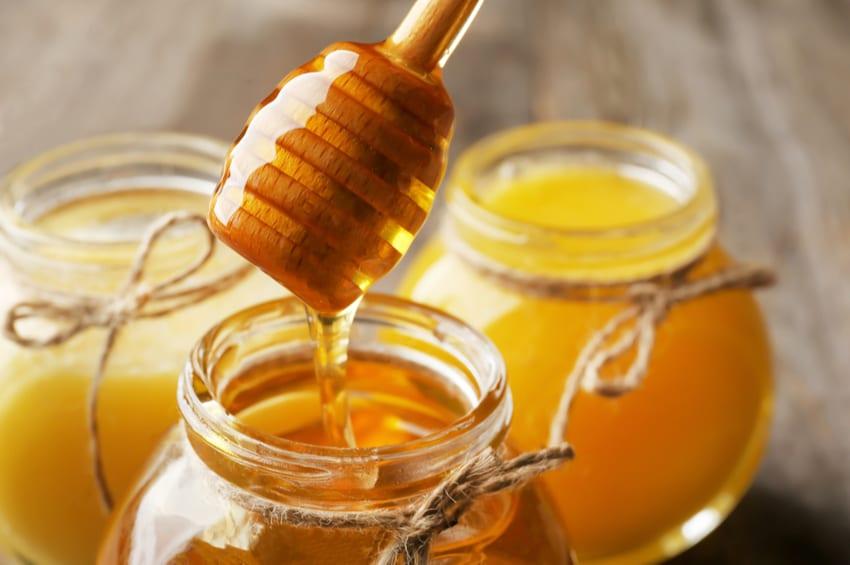 honey on keto