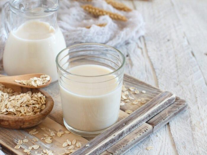 is oat milk keto