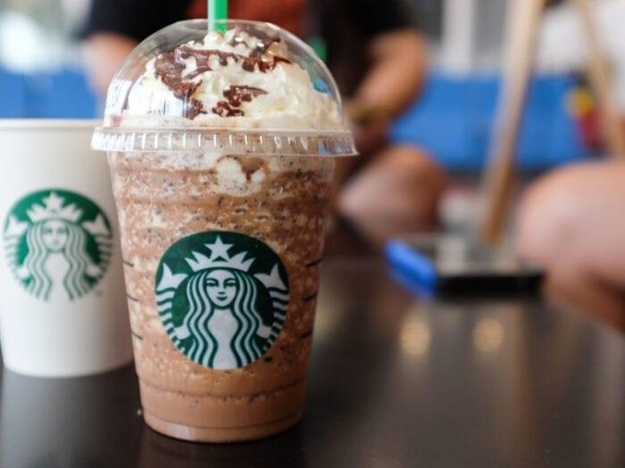 starbucks keto frappuccino