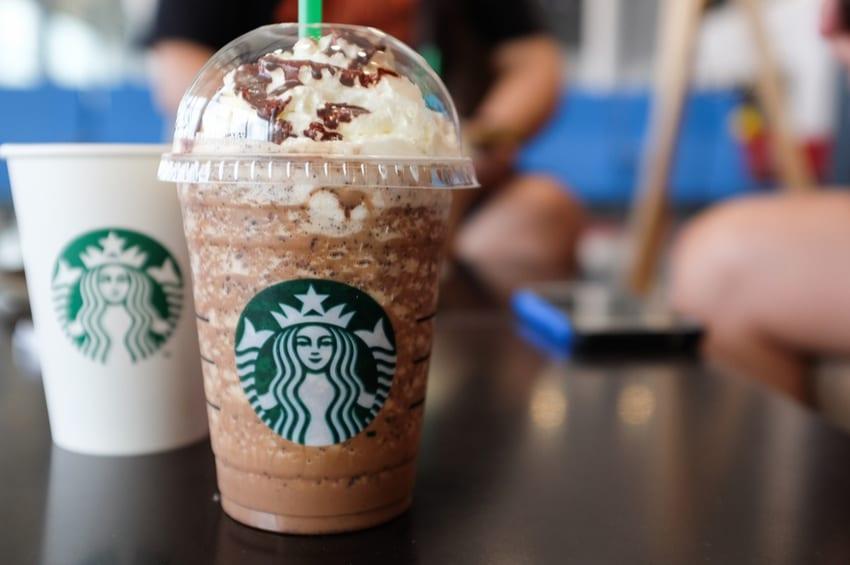 Keto Frappuccino Starbucks Order Guide