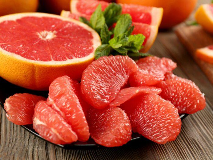 is grapefruit keto