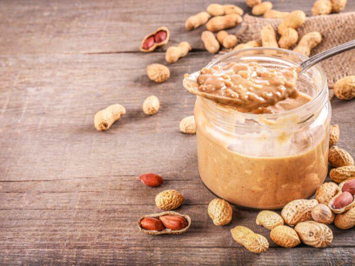 is peanut butter keto