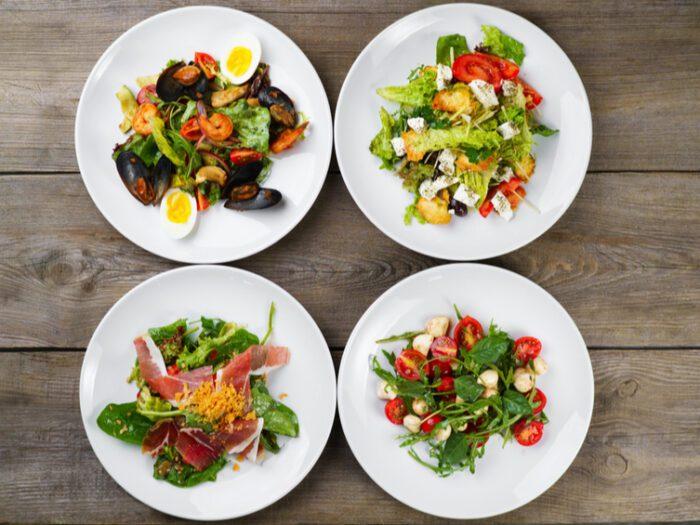 keto salad recipes