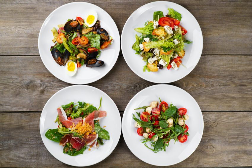 Seven Keto Salad Recipes That Are Perfect For Summer!