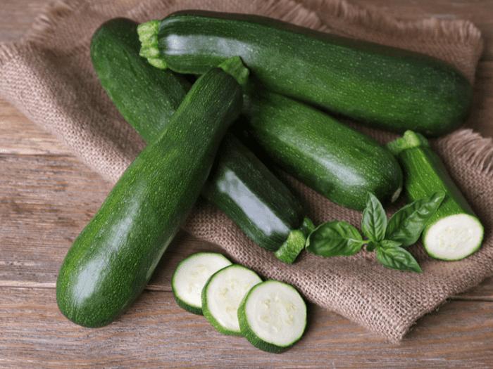 is zucchini keto