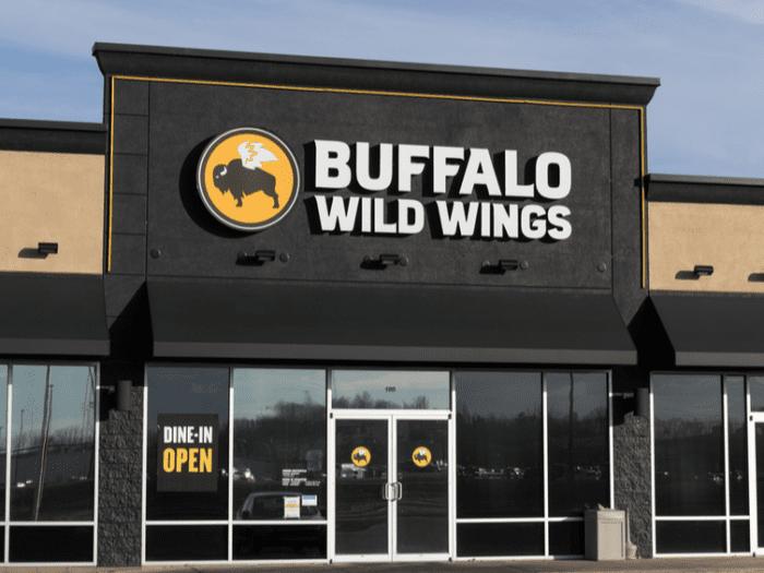 keto buffalo wild wings menu