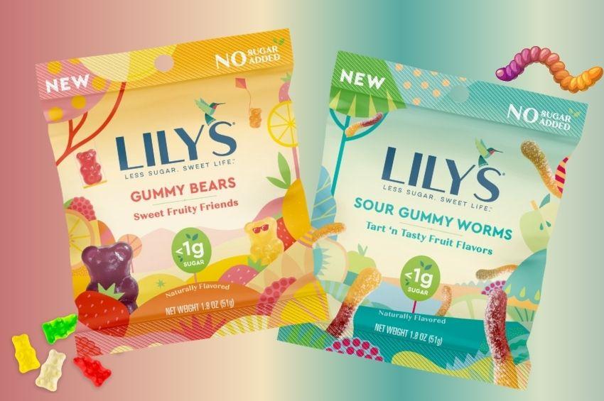 lily's keto gummies