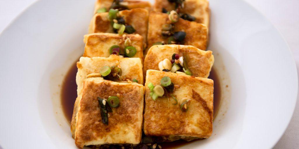 Keto Tofu- The Easiest Vegan Keto Meal!